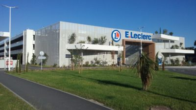 Construire à Basse-Goulaine -  Centre Commercial Pôle Sud