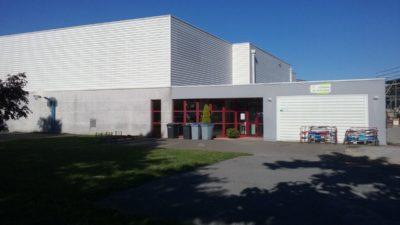 Construire à Basse-Goulaine -  Gymnase de Goulaine