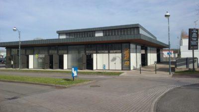 Construire à Basse-Goulaine -  La Halle (Marché le mercredi matin)