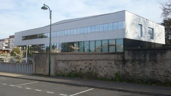 Construire à Basse-Goulaine -  Mairie côté rue de la Razée