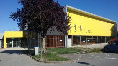Construire à Basse-Goulaine -  Nouvelle Salle de Tennis