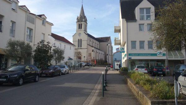 Construire à Basse-Goulaine -  Rue Busson Billault