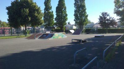 Construire à Basse-Goulaine -  Skate Parc