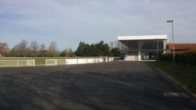 Construire à Basse-Goulaine -  Stade d'Atlhétisme