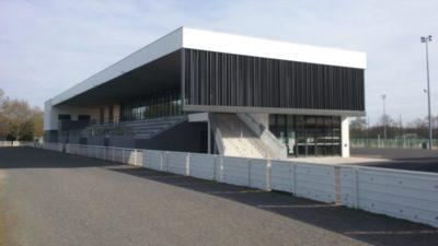 Construire à Basse-Goulaine -  Tribune du Stade