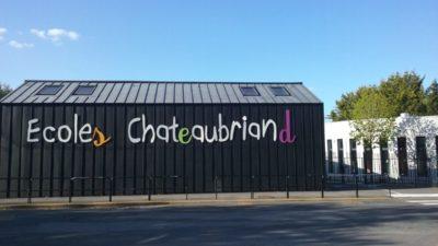 Construire à Bouguenais -  École Chateaubriand