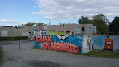 Construire à Bouguenais -  École Primaire de la Croix Jeannette