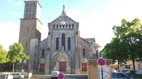Construire à Bouguenais -  Église