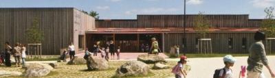 Construire à Corcoué-sur-Logne -  École Primaire Saint Yves