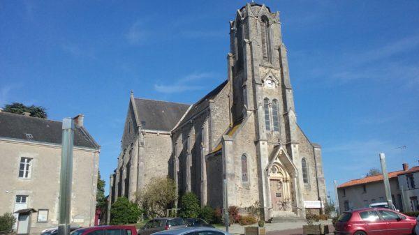 Construire à Corcoué-sur-Logne -  Église