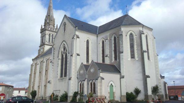 Construire à Gorges -  Église