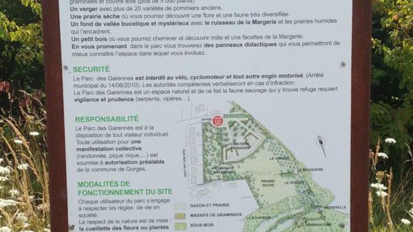 Construire à Gorges -  Parc des Garennes 3