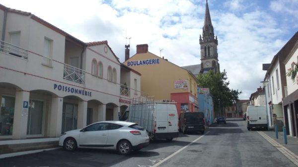 Construire à Gorges -  Rue Abbé Larose