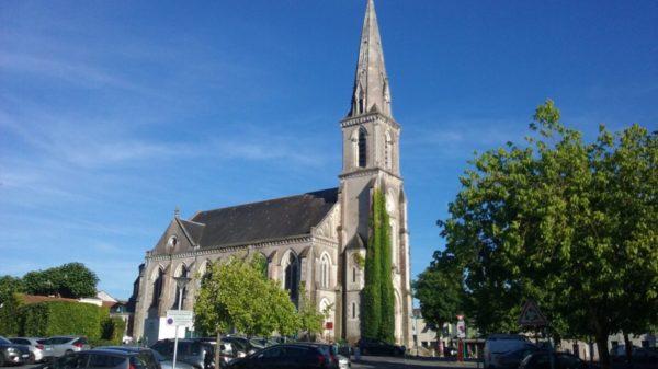 Construire à Haute-Goulaine -  Église 2
