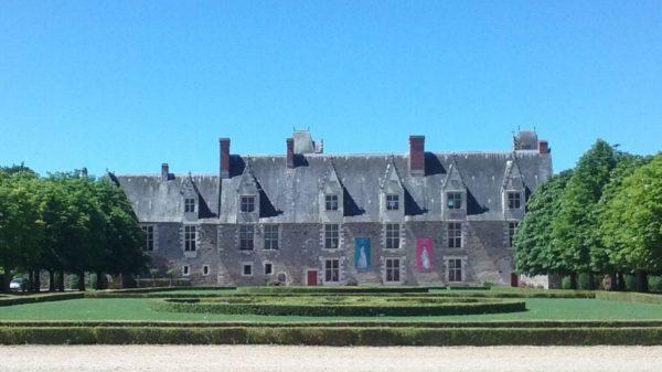 Construire à Haute-Goulaine -  Château de Goulaine, Façade côté Marais