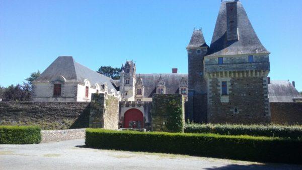 Construire à Haute-Goulaine -  Château de Goulaine