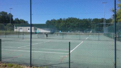 Construire à Haute-Goulaine -  Complexe Sportif, 3 Terrains de Tennis
