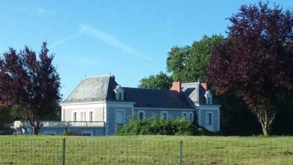 Construire à Haute-Goulaine -  Manoir de la Boulaie