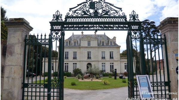 Construire à La Bernerie-en-Retz -  Château de la Gressière