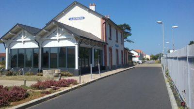 Construire à La Bernerie-en-Retz -  Gare TER