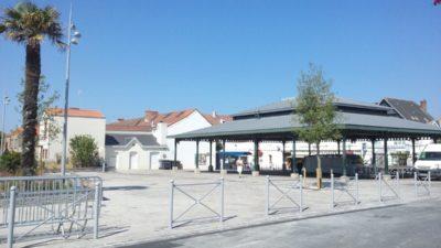 Construire à La Bernerie-en-Retz -  Halle couverte Laurent CHIFFOLEAU
