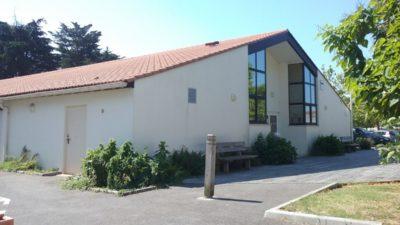 Construire à La Bernerie-en-Retz -  Salle des Fêtes
