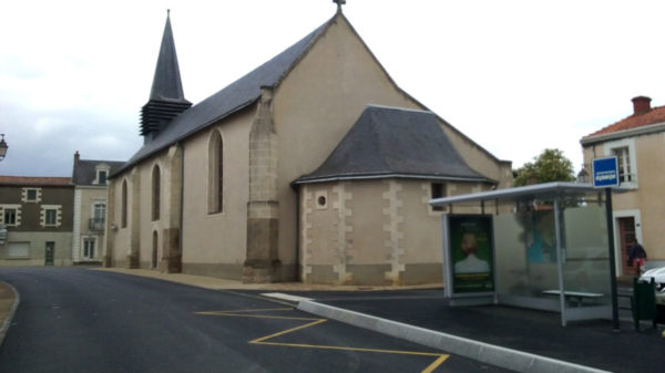 Construire à La Chapelle-Heulin -  Église 2