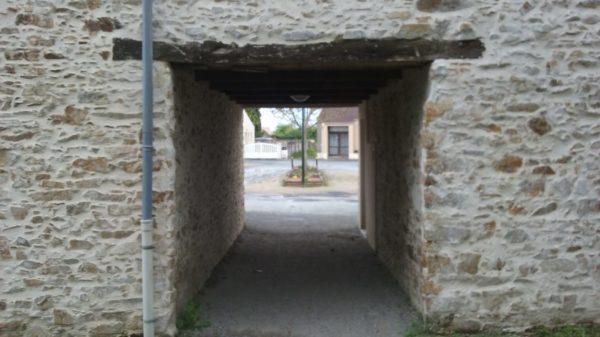Construire à La Chapelle-Heulin -  Porche de la Bibliothèque