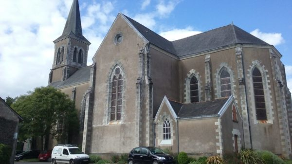 Construire à La Grigonnais -  Église