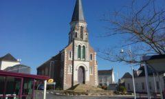 Construire à La Roche-Blanche -  Église