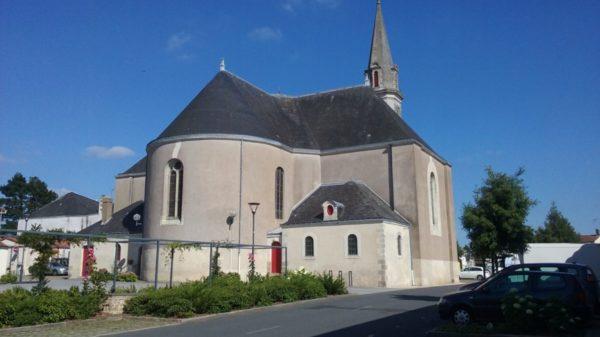 Construire au Landreau -  Église