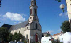 Construire au Landreau -  Place de l'Église