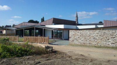 Construire au Landreau -  Restaurant Scolaire