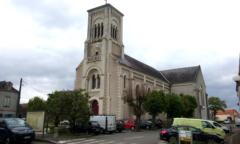 Construire au Pallet -  Église
