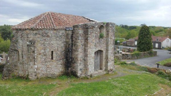 Construire au Pallet -  Chapelle Sainte Anne