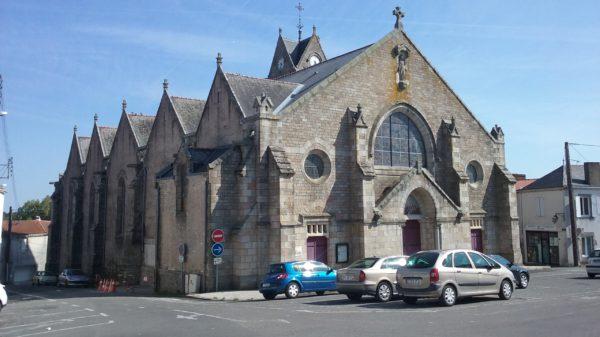 Construire à Legé -  Église