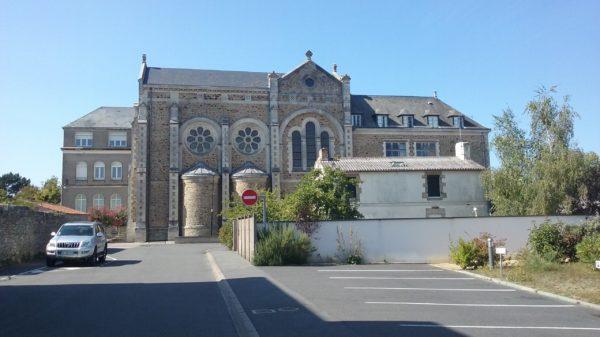 Construire à Legé -  Espace Marie de Beauregard, Médiathèque 2