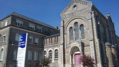 Construire à Legé -  Espace Marie de Beauregard, Médiathèque