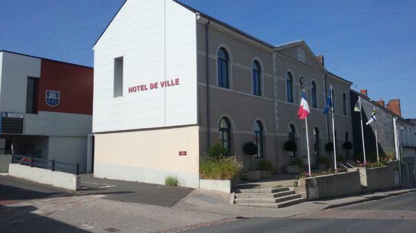 Construire à Legé -  Hôtel de Ville