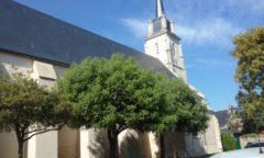Construire aux Moutiers-en-Retz -  Église