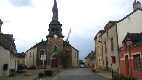 Construire à Ligné -  Église