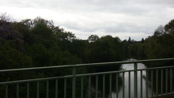 Construire à Monnières -  La Sèvre depuis le Pont 1