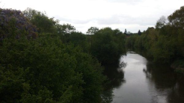 Construire à Monnières -  La Sèvre depuis le Pont 2
