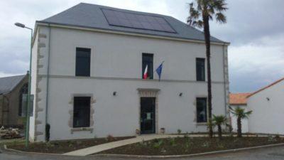 Construire à Monnières -  Mairie
