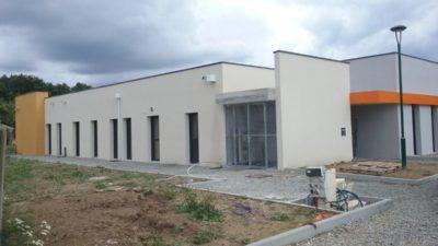 Construire à Saffré -  Nouveau Multi-Accueil Intercommunal