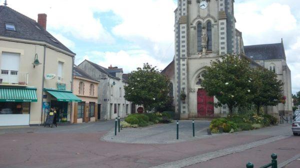 Construire à Saffré -  Place Saint Pierre