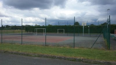 Construire à Saffré -  Terrains de Tennis, Basket et Football