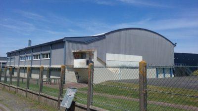 Construire à Vertou -  Gymnase Jean Pierre Morel