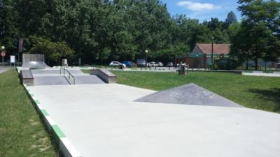 Construire à Vertou -  Parc du Loiry, Skate Parc