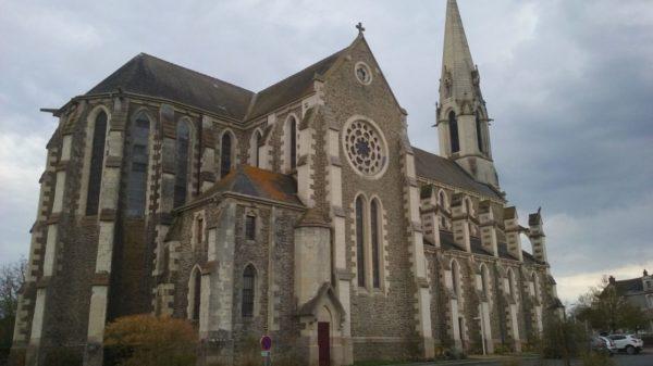Construire à Couffé -  Église
